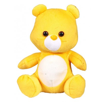 Little Affectionate Bear Yellow