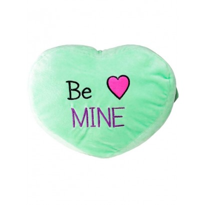 "Stuffed heart ""Be Mine"""