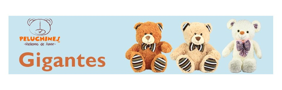 Send giant teddy bears, chocolates and personalized gifts in Mexico.
