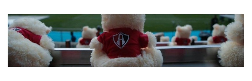 Send sporting cuddly toys to football fans at home. Teddy shop in all Mexico