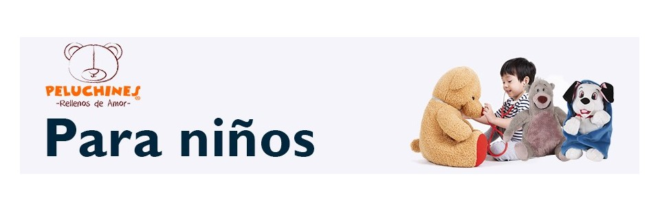 Send Stuffed Animals For children, Chocolates and personalized gifts in Mexico